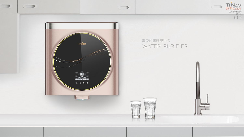 壁挂冷热一体净水机
